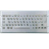 Best MKB2310(220.0mm*101.0mm) MKB2310 IP65 Short-Stroke Key metal keyboard wholesale