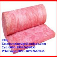 Best Pink Glass wool roll with best price wholesale