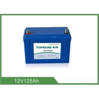 Best Customized LiFePO4 Batteries For Electric Golf Cart 12V 125AH wholesale