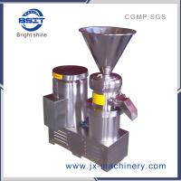Cheap Peanut Butter Stainless Stee Lcolloid Mill Machine (JMS-300) for sale