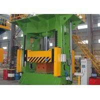 Best 68T Heavy Duty Hydraulic Press Machine Touch Screen Clamping Force 4500-12500KN wholesale