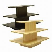 Best Melamine Display Stand, Made of Wood Material, Eco-friendly, Available in Various Sizes wholesale