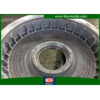 Buy cheap Customized Forging Steel Tire Mold For Pneumatic Tyre Two Piece Mould from wholesalers