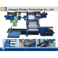 Best High Precision Metal Simple Coil Steel Slitting Line Electric Control System wholesale
