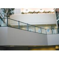 China UV Proofing PVB Laminated Safety Glass , 0.76PVB 3mm Building Tempered Glass on sale