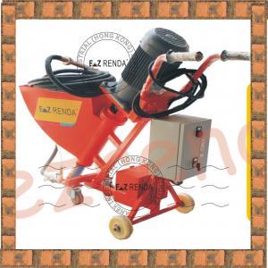 Cheap EZ RENDA Power Mortar Spray Machine for Latex Spray Water Spraying 1.1KW / 220V for sale