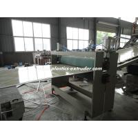 Best Plastic Imitation Marble Twin Screw Extruder For Indoor House Villa Hotel wholesale