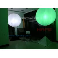 Best DMX Type Light Up Balloon Party Lighting , RGB 400W led Balloon Events Lighting wholesale