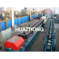 Best High Speed 42mm Aluminum Rolling Shutter Forming Machine For 0.22 - 0.35mm Thickness wholesale