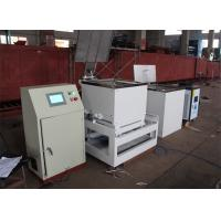 Best Tilting Type Zinc Coating Machine For Zinc Flake Coating Max Capacity 500 Kg/H wholesale