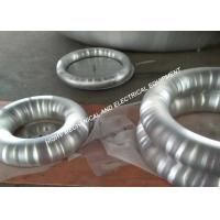 Best 800kV High Voltage Corona Rings 6.0mm 6063 Excellent Silvery Bright Finish wholesale