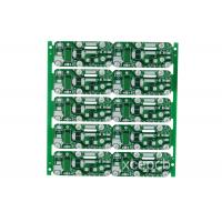 HF FR4 Multi Layered PCB Circuit Boards Printed Circuit Board Manufacturing Process 1.5oz