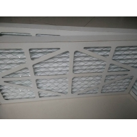 Best 11kw Air Purifier Media Paper Plate Frame Filter 24*24*2 For Large Rooms wholesale