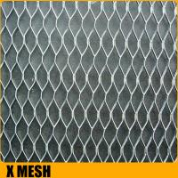Best Hot Dipped Galvanized Diamond Wire Mesh Fence Panels For Stucco wholesale