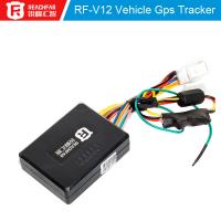 China LBS + GPS Tracker RF-V12+ Electric cars/bike tracker remote controller ,real time tracking on the web ,CE on sale