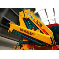 Buy cheap Durable Hydraulic Knuckle Boom Truck Mounted Crane With 13m Max Reach product