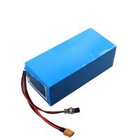 Best Portable 17.5Ah 52v Lithium Battery Pack , li ion rechargeable battery wholesale