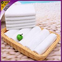 China cotton white towel,aviation towel,airline terry towel on sale