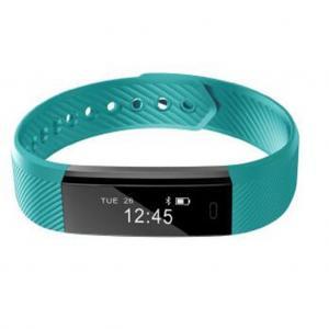 Cheap ID115 Plus Wristband Sport Heart Rate Smartband Fitness Tracker Smart Watch for sale