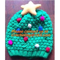 China Hot selling knitted hat ,baby cute knitted hat,knit newborn bab, Baby knit hats, knit hats on sale
