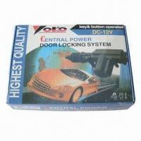 Best YOKO White Head Car Central Locking with Ultrasonic Soldering and Water-/Dust-resistant wholesale
