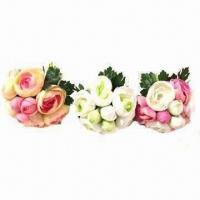 Best Wedding Small Bush Flowers, Various Colors are Available wholesale