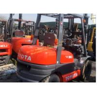 China Second Hand Forklifts TOYOTA FD30 used diesel engine forklifts 8t 6t 5t 4t 3t lifter for sale on sale