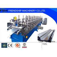 Best Manual 22KW Cable Tray Roll Forming Machine 3Phase with 6 Tons wholesale