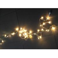 Best Waterproof LED Curtain Fairy Lights 5m 240LEDs 40-60 Branch Length For Indoor wholesale