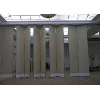 Best Advanced Sliding Movable Partition Walls Panel With Sound Insulation wholesale