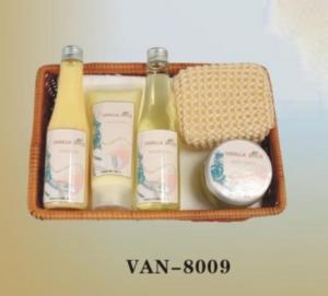 China Bath Gift Set-vanilla Series-8009 on sale