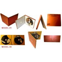 Cheap 700MB/ 8.5GB 120mm Dia. CD DVD Replication With Clip Wooden Case For Driver DVD-ROM for sale