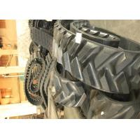 Best 48 Link Continuous Agricultural Rubber Tracks wholesale