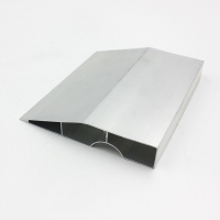 Best Mill Finish 6M Ladder Step Extruded Aluminum Profiles wholesale