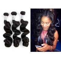 Best Brazilian Hair Extensions / Indian Remy Human Hair 10 Inch To 30 Inch wholesale