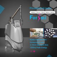 Best Fda Approved Nd Yag Tatoo Removal Laser Picosecond Machine For Sale wholesale