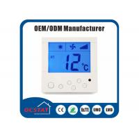 Buy cheap Temperature Controller Fan Coil Thermostat for Household Air Conditioner from wholesalers