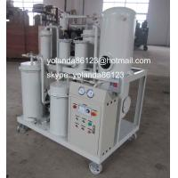 Buy cheap Lubricating Oil Reclamation Machinery/ Lubricating Oil Recycling System/ Vacuum from wholesalers