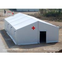 China Aluminium Structure Disater Relief Tent/Refugee Tent/ Emergency Tent for Mobile Hospital on sale