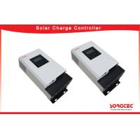 China 24V 100A MPPT Solar Controller , Solar Battery Charger Controller on sale