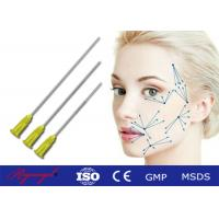 Best Green 22 Gauge / 25 Gauge SS Blunt Cannula Needle For Hyaluronic Acid Injections wholesale