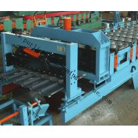Buy cheap Glazed Roof Sheet Roll Forming Machine Automatic Hydraulic Glazed Tile Roll from wholesalers