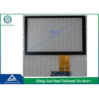 Buy cheap FOG 10.1'' Projected Capacitance Touch Panel For Laptop Display Monitor Glass To Glass product