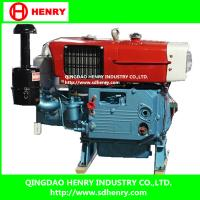 Best ZS195NL single cylinder 4-stoke,horizontal Diesel engine wholesale