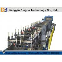 China Automatic Punch Steel Sheet Forming Machine For Cable Ladder With Hydraulic Cutting on sale