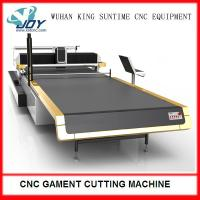 Best Electric Automatic Fabric Cutter , CNC Cloth Cutting Machine With Completed Spreading wholesale