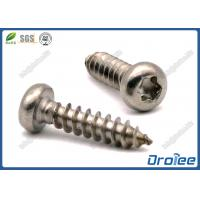 Best 18-8/304/316 Stainless Steel Torx Pan Head Self Tapping Sheet Metal Screws wholesale