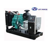 Best Diesel Backup Generator 350kVA Cummins DG Set with Water Cooling Radiator wholesale