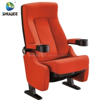 Best Hot Selling Home Theater Seating Modern Design Cinema Chair With Cup Holder wholesale