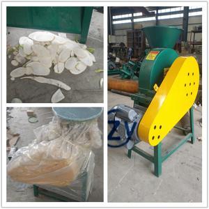 Best High Efficency Cassava Grinding Machine / Ss304 Tapioca Cutting Machine wholesale